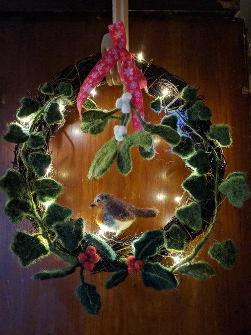 The Robin Wreath