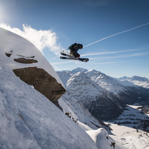 New freeride competitions - French Freeride Series