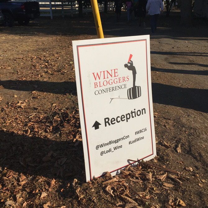 Wine Bloggers Conference '16 - Day One
