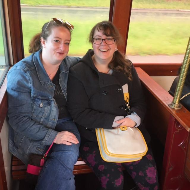 Choo Choo...All aboard the (Monterey) Wine Trolley