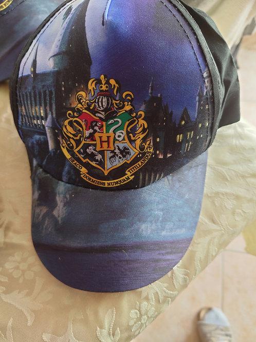 Casquettes Harry Potter noire