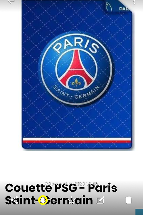 Couette PSG