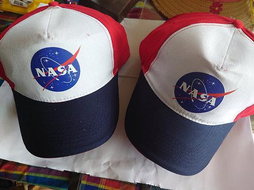 Casquettes NASA bleu marine