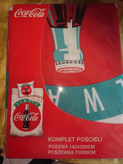 Housse de couette Coca cola
