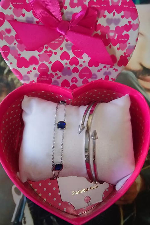 Coffret bracelets