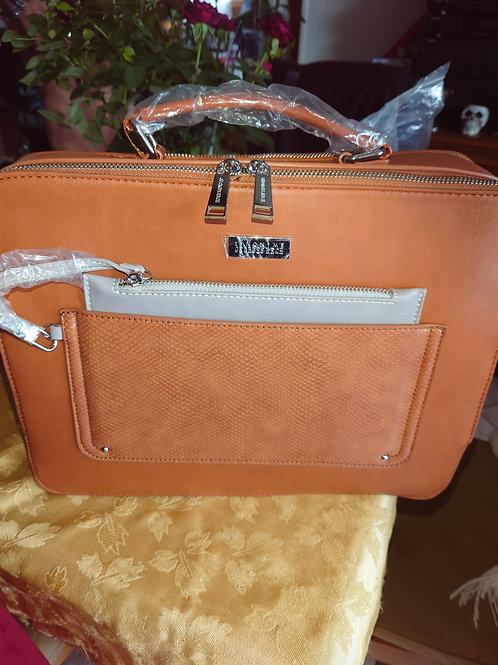 Sac valise marron