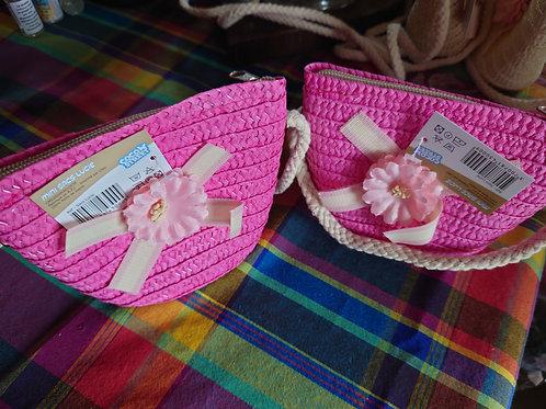 Petit sac rose fushia
