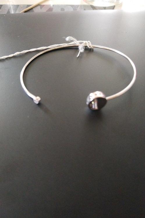 Bracelet rond strass
