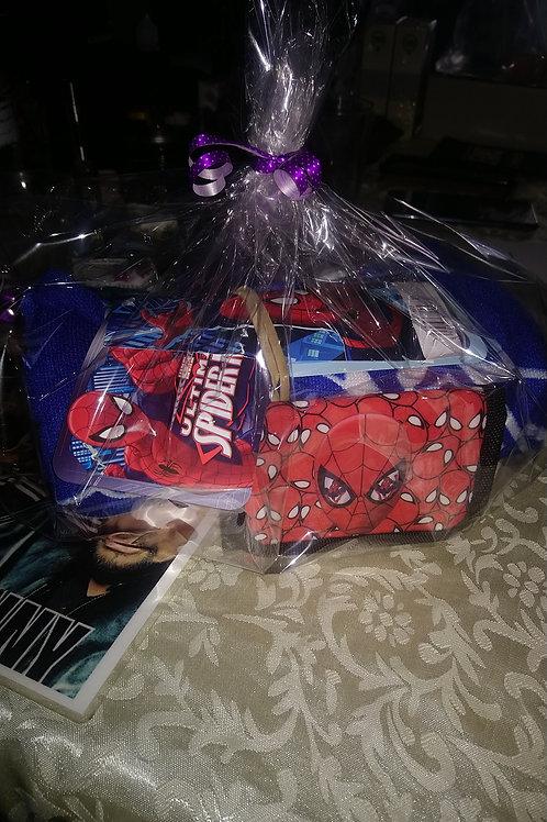 Idée cadeau Spider Man