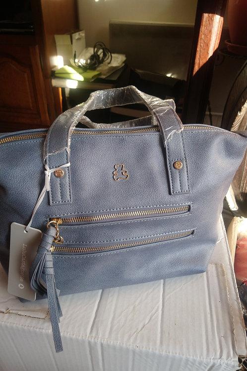 Sac Lulu bleu/gris