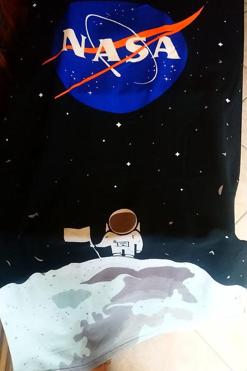 Drap de plage NASA