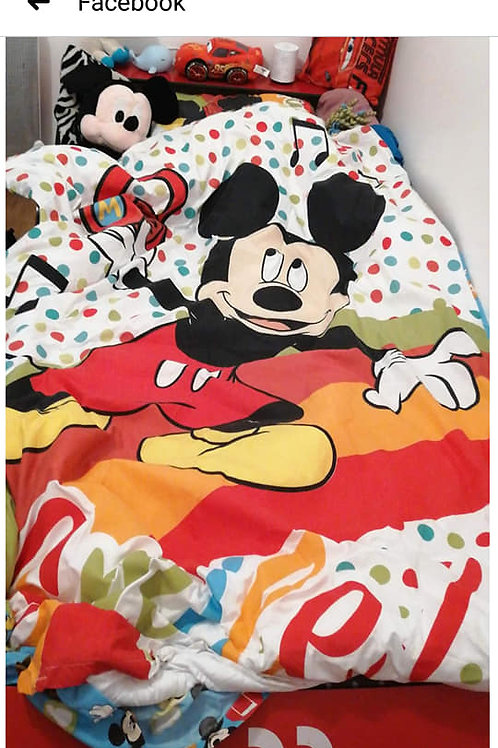 Couette Mickey