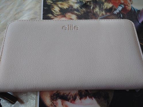 Porte monnaie Elite blanc crème