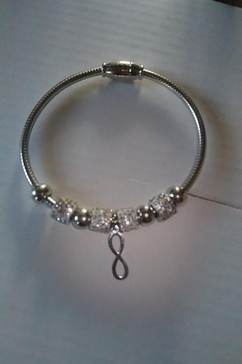 Bracelet aimanté infini