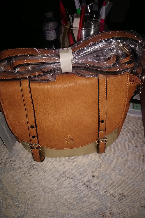 Petit sac lulu marron
