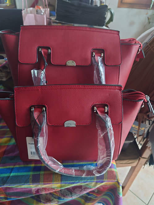 Sac double rouge ,Torrente