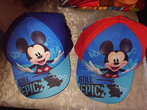 Casquettes Mickey