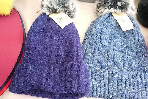 bonnets double épaisseur