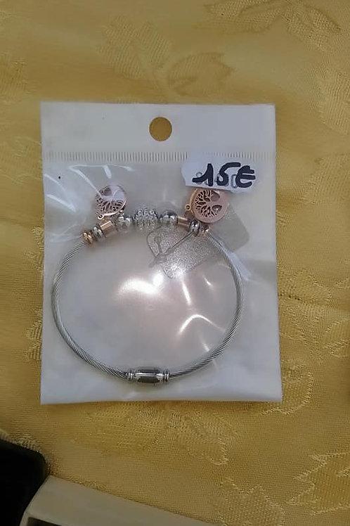 Bracelet aimanté arbre de vie cuivré
