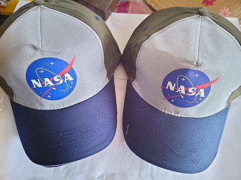 Casquettes NASA kaki