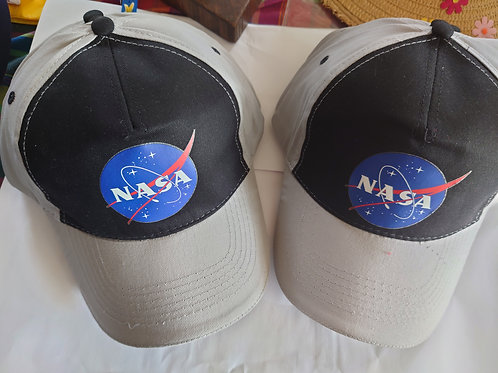 Casquettes NASA grise
