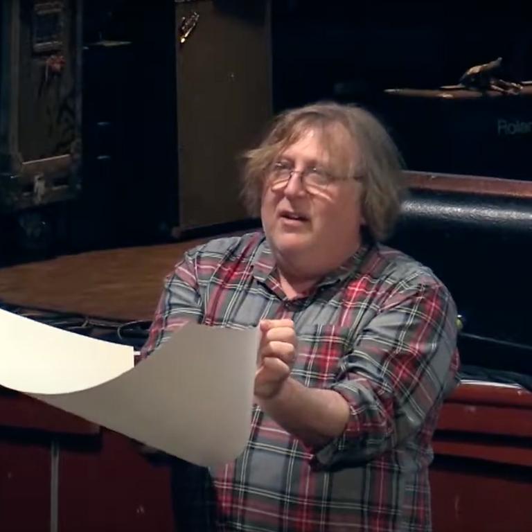 Prof. Randy Kamien