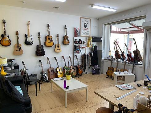 Guitar Shop Kilmore