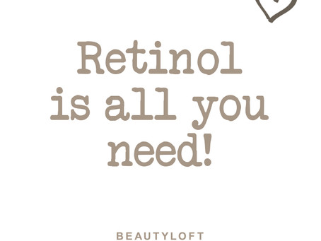 Retinol is all you need!