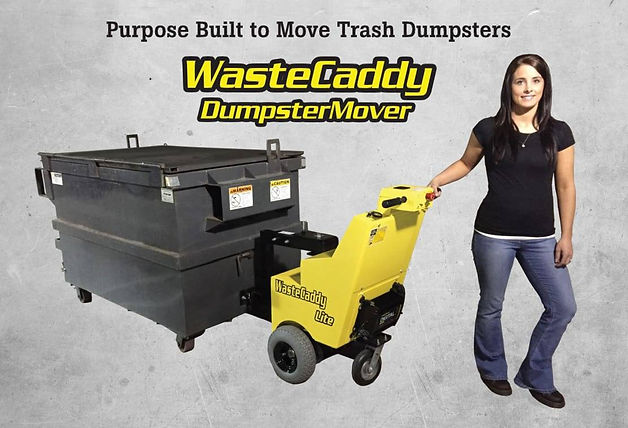 dumpster mover Canada
