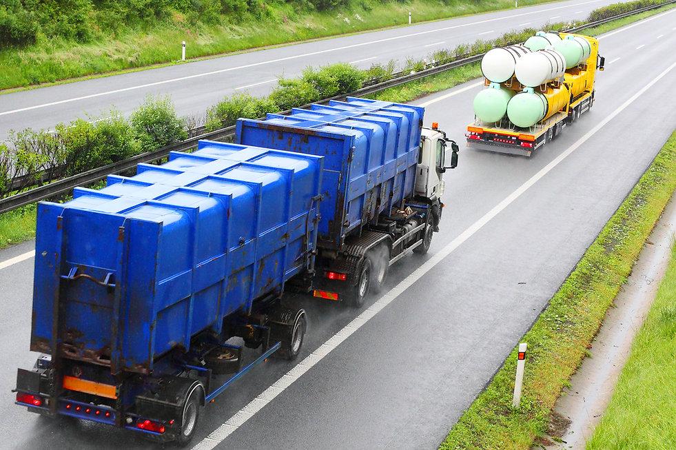 dangerous Goods transporation