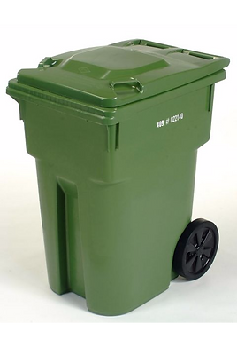 organic waste bins