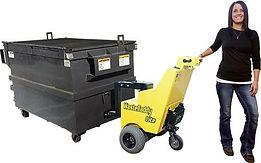 dumpster mover calgary