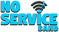 No Service Band  Booking Blue San Diego