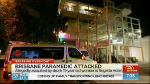 Weaponised Paramedics? Really? And what about mandatory sentencing?