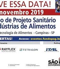 III Seminário de Projeto Sanitário para Indústrias de Alimentos