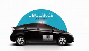 UberAmbulance? A disruptive hoax about privatised ambulance services.