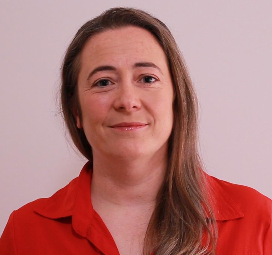 Head shot of researcher PhD Helen Fitt