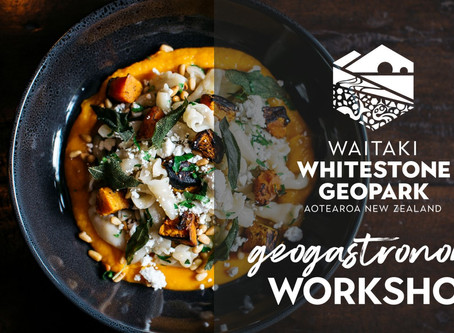 Eat the park: geogastronomy workshops present ways of partnering