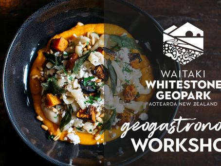 Eat the park: geogastronomy workshops present ways of partnering