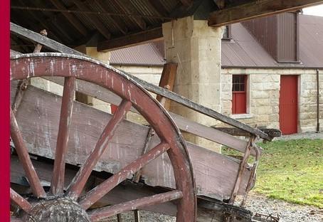 14.-16.11.19 Heritage Week Guided Tours at Totara Estate
