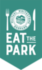 Logo eat the park green