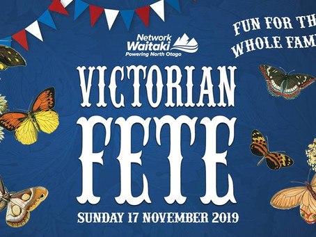 17.11.19 Network Waitaki Victorian Fete