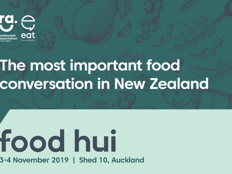 FLEUR IS REPRESENTING THE GEOPARK AT THE FOOD HUI
