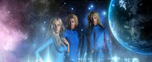 The Arcturians and Pleiadians through Suzanne Lie , Sunday