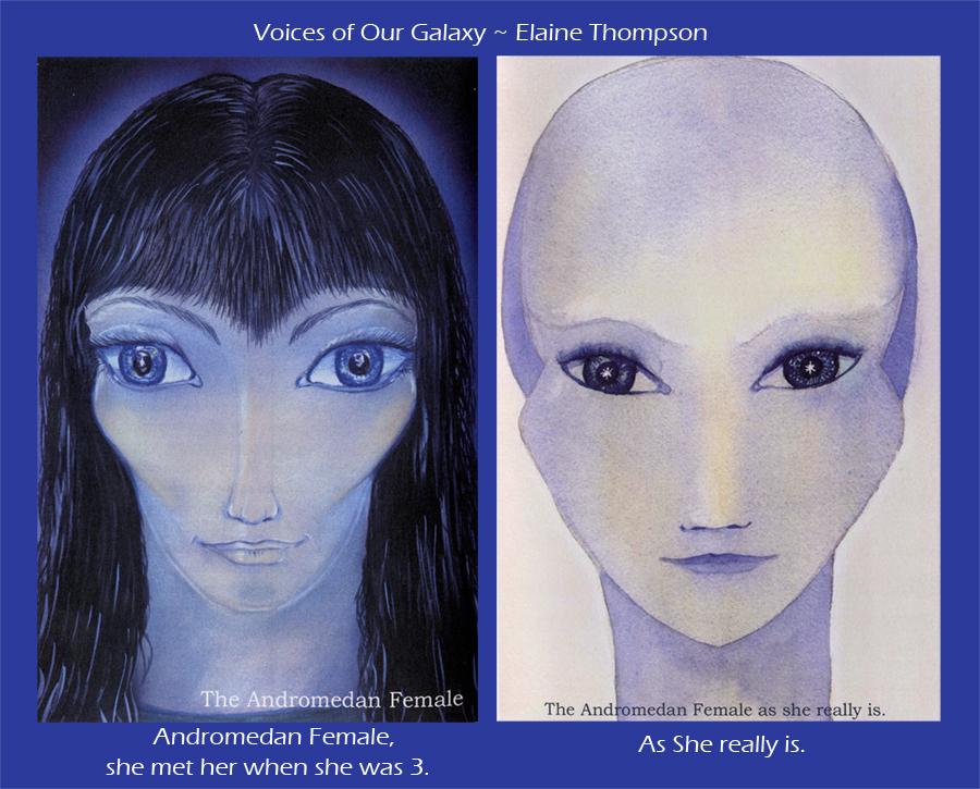The Andromedans via Natalie Glasson – 6th October 2017