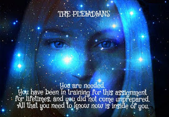 💎 * THE EVENT - PLEIADIAN CRYSTAL LIGHT TECHNOLOGY