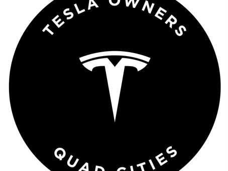 Tesla Owners Quad Cities: We're Official!