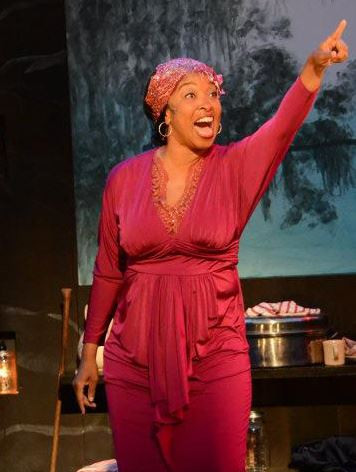 """""""Spunk"""" at CalShakes -directed by Patricia MacGregor"""