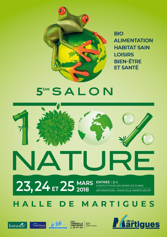 Ecole de Sophrologie Aix-Marseille au salon 100% Nature Martigues