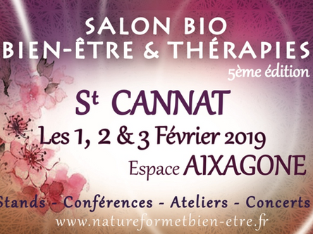 L'Ecole de Sophrologie d'Aix-Marseille vous attend au Salon BIO Bien-être & Thérapies le